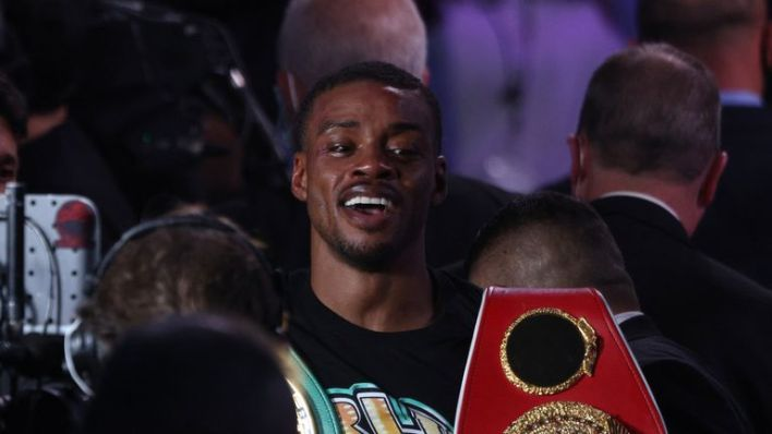 Over 16,000 fans were in Dallas to watch Spence Jr's comeback fight, 14 months after a serious car crash