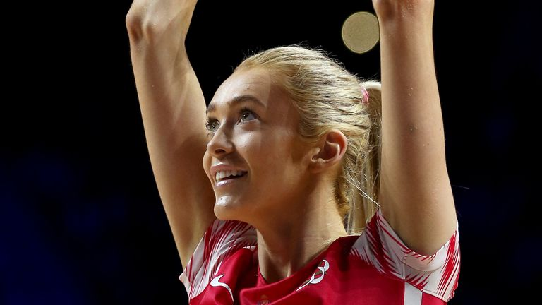 England's experienced shooter is returning to the squad for the first time since the 2019 Vitality Netball World Cup