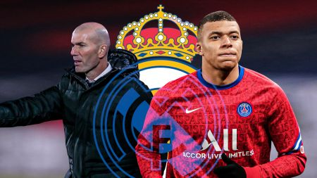 Kylian Mbappe: All Roads Leading To Real Madrid For Paris Saint-Germain  Star? | Football News | Sky Sports