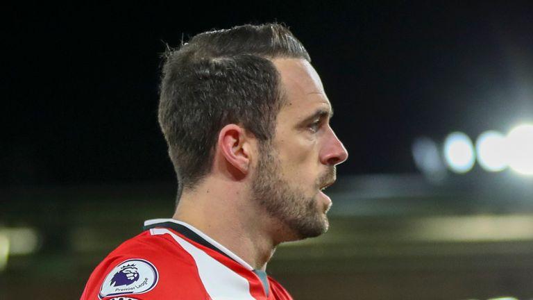 Danny Ings: Southampton forward tests positive for coronavirus; doubtful for Leicester | Football News | Sky Sports