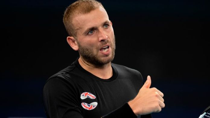British No 1 Dan Evans will hope to lead his side when they take on France and the Czech Republic in Innsbruck
