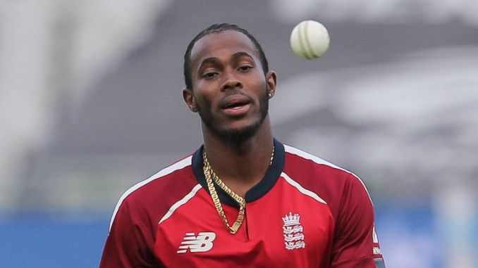 England fast bowler Jofra Archer will resume light training this week after being give all-clear by his hand consultant