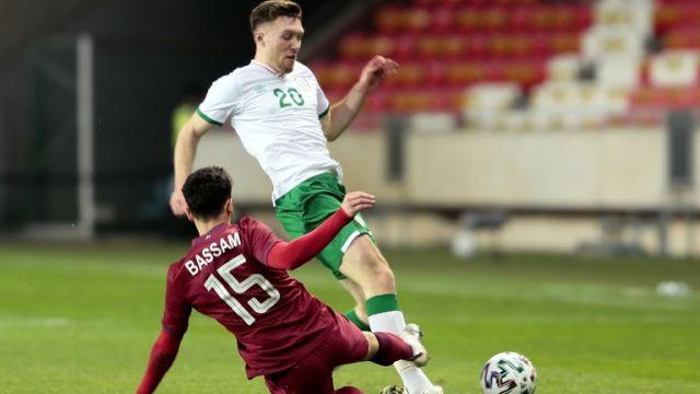 O'Shea showed leadership in defence