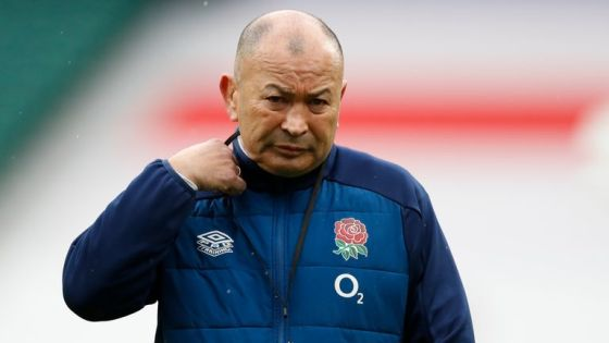 Eddie Jones has set in motion a siege for his team in England to perform well at the weekend