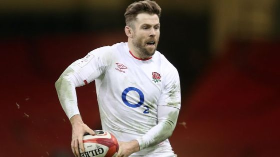 Elliot Daly is back into the England XV, starting at 13 in Test for the second time and the first time in five years