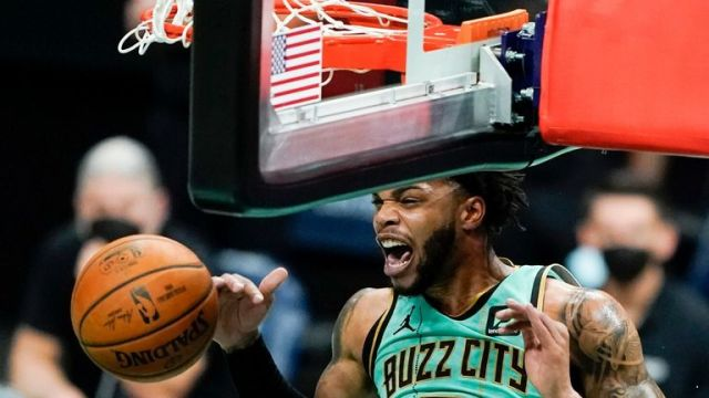 NBA: Hornets v Heat