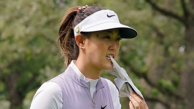 Wie thought her golf career was over in 2019