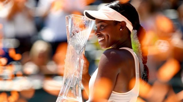 Sloane Stephens is a former winner of the Miami Open