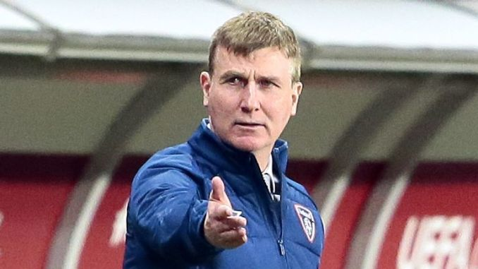 Stephen Kenny  says he is not hurt by the criticism following two World Cup qualifying defeats and a draw against Qatar in the last week