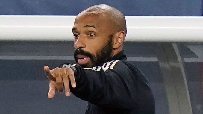 Thierry Henry wants abuse on social media to be treated in the same way as copyright infringements are