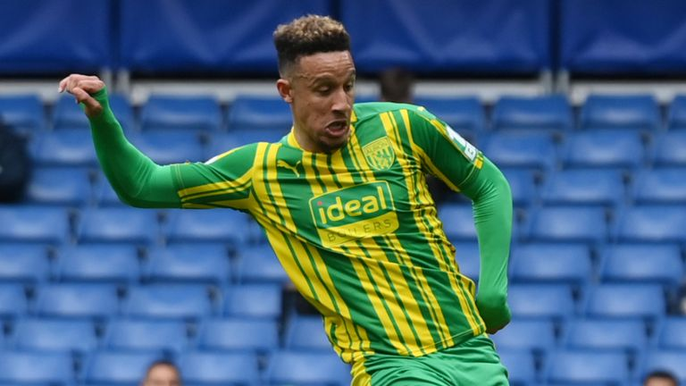 WBA report online racist abuse of Callum Robinson to police; Swansea's  Jamal Lowe abused on Instagram | Football News | Sky Sports