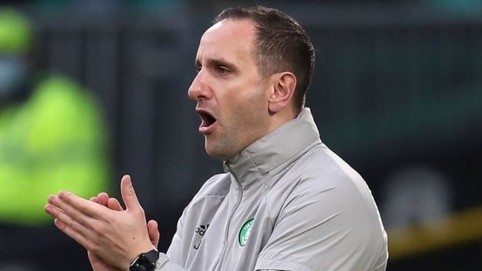 John Kennedy is targeting success for Celtic in the Scottish Cup after the Hoops missed out on retaining the Scottish Premiership title this season