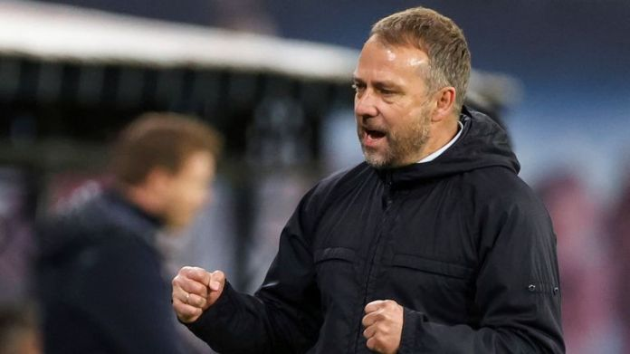 Bayern Munich coach Hansi Flick