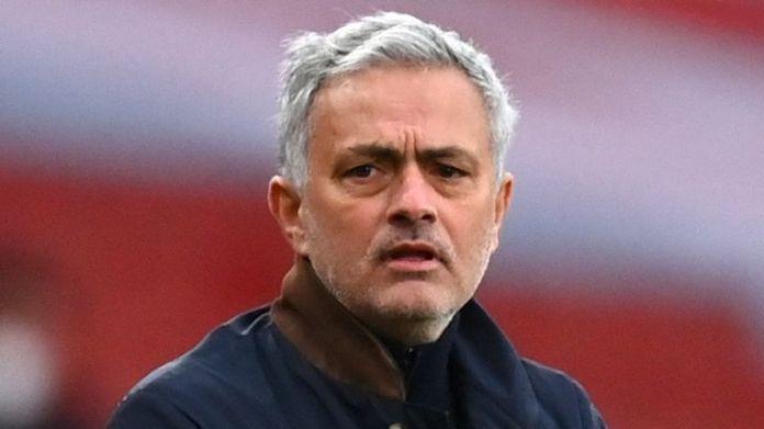 José Mourinho (AP)