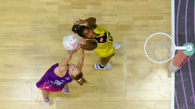 This weekend there are 10 matches to enjoy in the Vitality Netball Superleague (Image Credit - Ben Lumley)