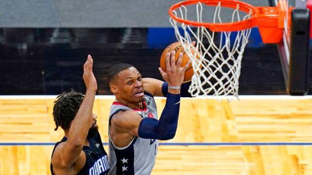 AP - Orlando Magic  Washington Wizards