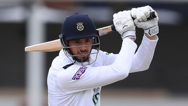 James Vince started the season in style with an 81-ball century for Hampshire
