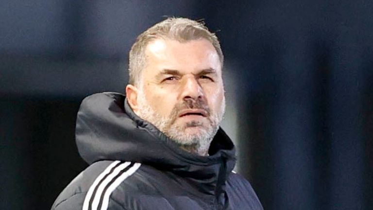 Celtic are pursuing Ange Postecoglou as their next manager