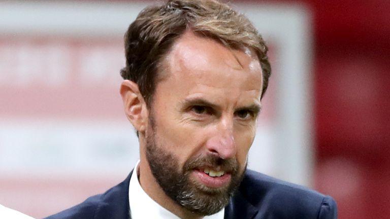 England manager Gareth Southgate (PA)