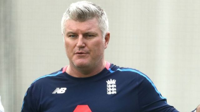 Stuart MacGill, pictured in 2017, has served as a leg-spin consultant for England