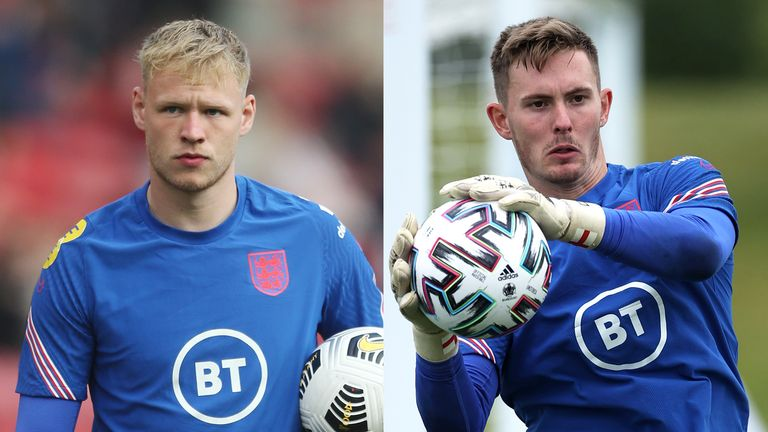 Euro 2020: England call up goalkeeper Aaron Ramsdale after Dean Henderson  withdraws with hip injury | Football News | Sky Sports