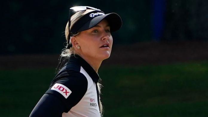 Charley Hull is one of the team captains in Spain
