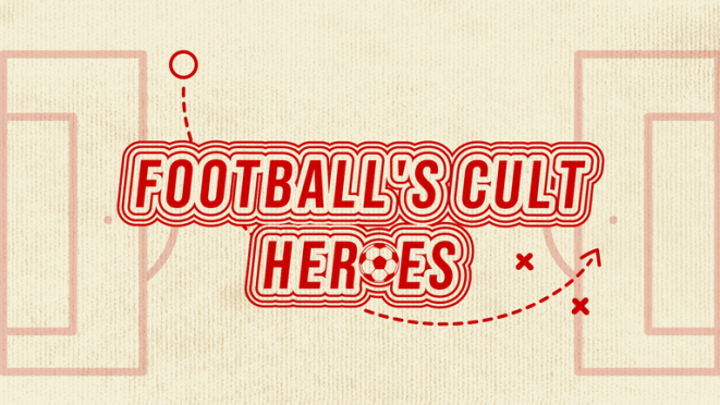 Football's Cult Heroes podcast