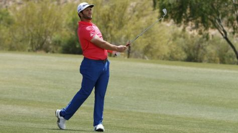 Jon Rahm shares his golfing knowledge in Playing Lessons