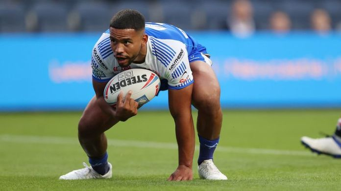 Kruise Leeming's impressive year for Leeds has earned him a Dream Team place
