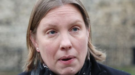 Former Sports Minister Tracey Crouch fears for the future of football if there is not independent regulation