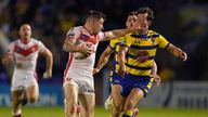 Percival wins Woolf awards as a try-scorer
