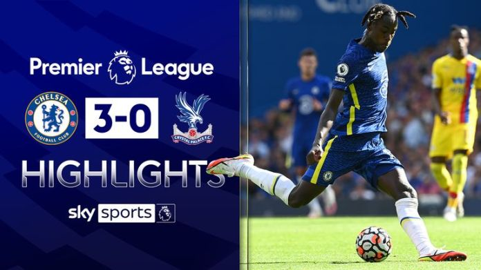 Chalobah scores stunner as Chelsea cruise to win