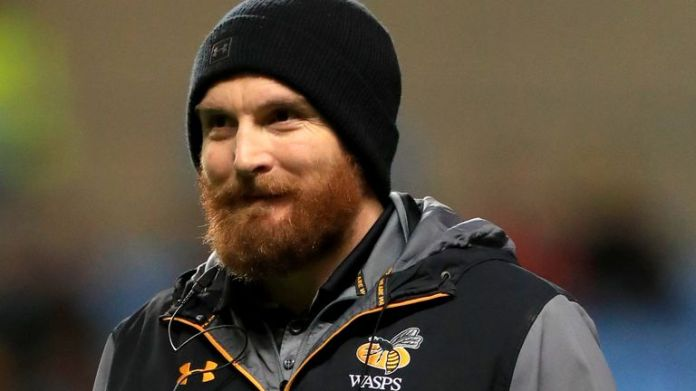 Gleeson, who previously coached at Wasps, says his and England's aim is to win the 2023 World Cup