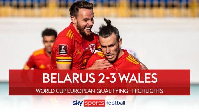 Belarus v Wales