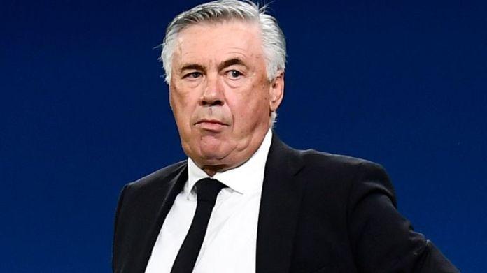 Real Madrid boss Carlo Ancelotti (AP)