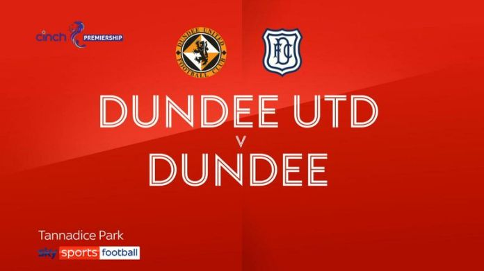 Highlights of the Scottish Premiership match between Dundee Utd & Dundee.