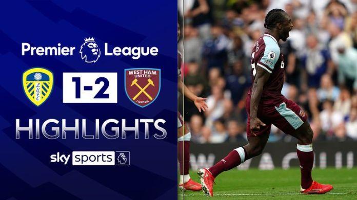 Leeds v West Ham highlights