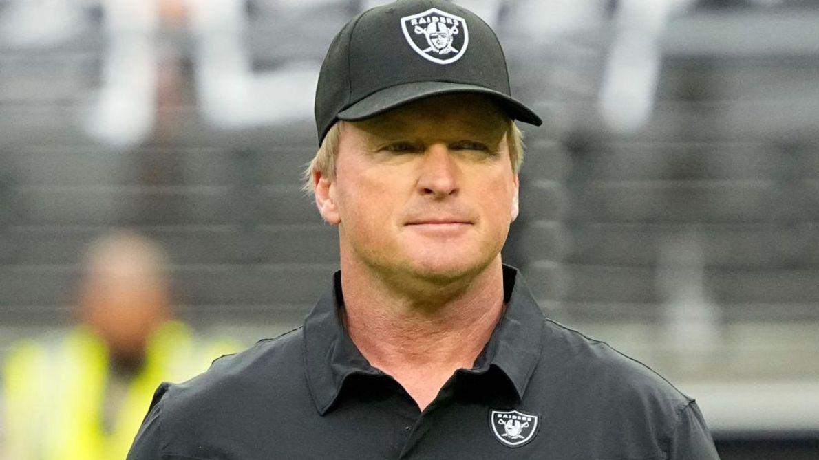 Jon Gruden: NFL condemns 'abhorrent' racial slur Las Vegas Raiders head  coach used in email | NFL News | Sky Sports