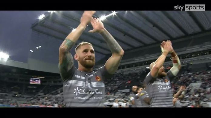 Tomkins has been named as 2021's Steve Prescott Man of Steel, after a superb Super League campaign
