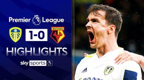 Leeds 1-0 Watford