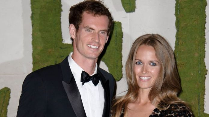 Murray married Kim Sears in 2015 in a stunning Scottish ceremony