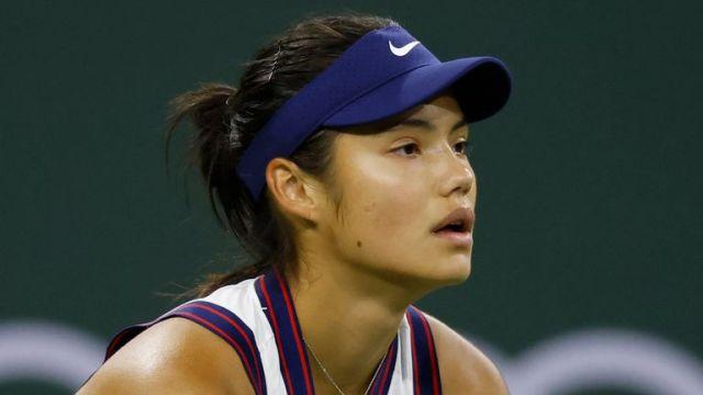 Emma Raducanu won't play in Moscow at the Kremlin Cup next week