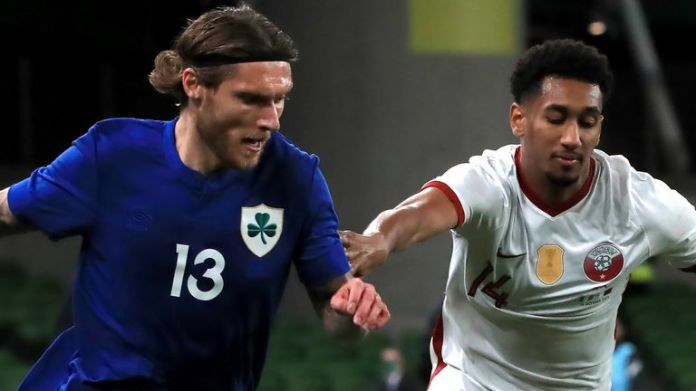 The Republic of Ireland cruised past World Cup hosts Qatar in their friendly