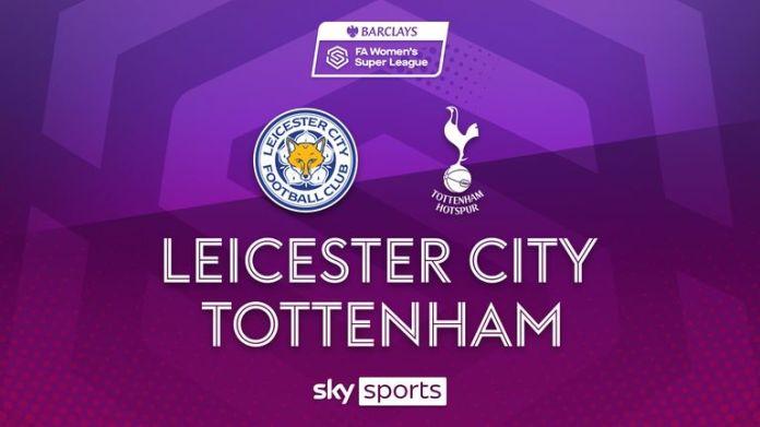 Leicester v Tottenham women