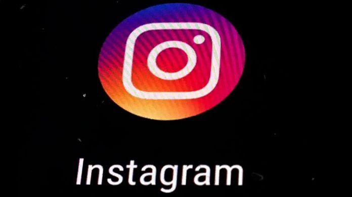 AP - Instagram logo