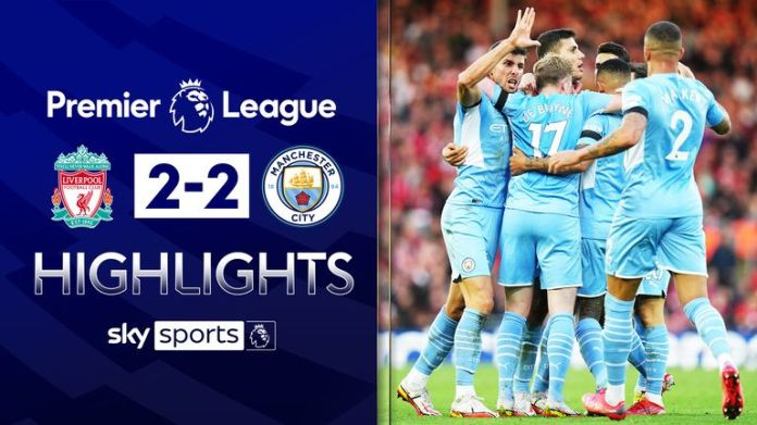 City fight back twice in thriller