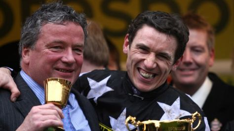 Nigel Twiston-Davies said he was 'surprised' by Brennan's decision to leave his job as stable jockey in April 2011