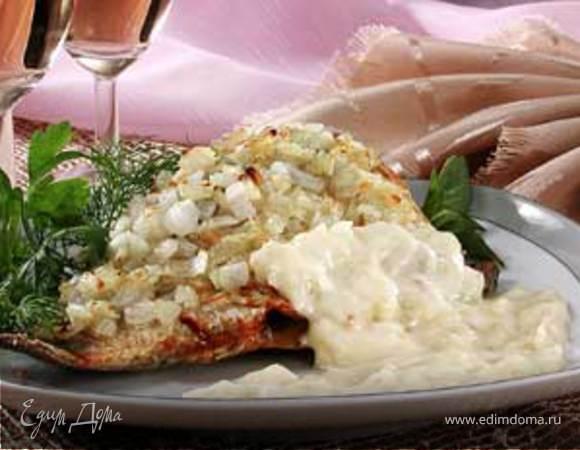 """Рыба в шампанском """"Праздничная"""" рецепт 👌 с фото пошаговый"""