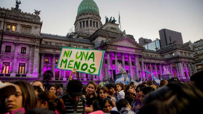 Ni Una Menos: quinta marcha contra la violencia machista | MARCA Claro Argentina