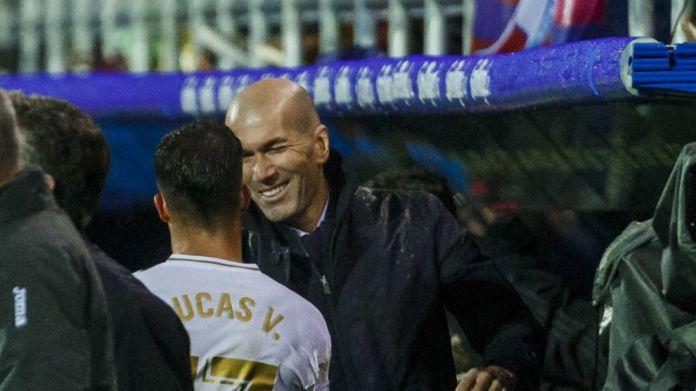 Zidane and V